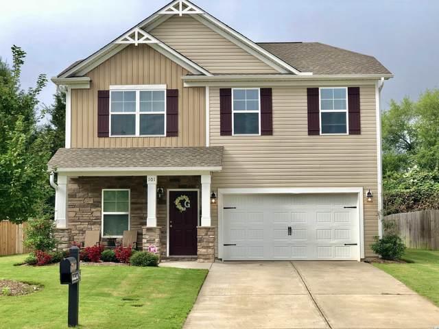 101 Chadmore St., Simpsonville, SC 29680 (MLS #2118315) :: Duncan Group Properties