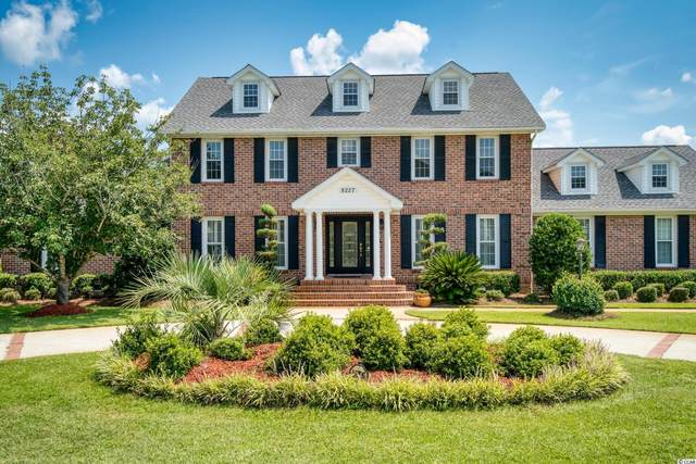8227 Forest Lake Dr., Conway, SC 29526 (MLS #2118351) :: The Greg Sisson Team