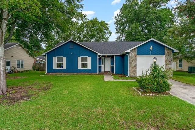 331 Flagstone Dr., Myrtle Beach, SC 29588 (MLS #2118397) :: Duncan Group Properties