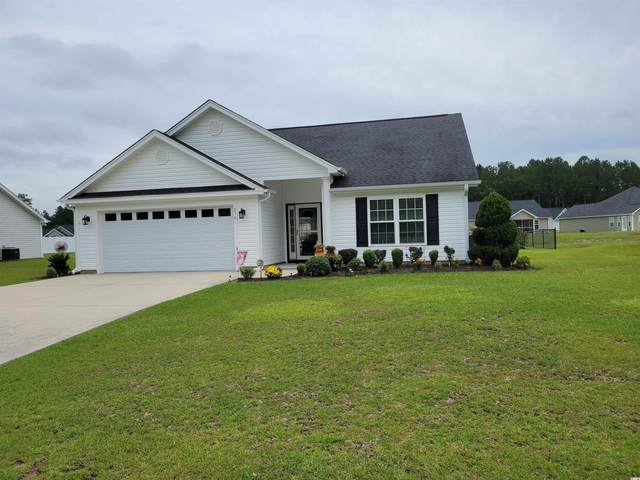 250 Macarthur Dr., Conway, SC 29527 (MLS #2118413) :: Surfside Realty Company