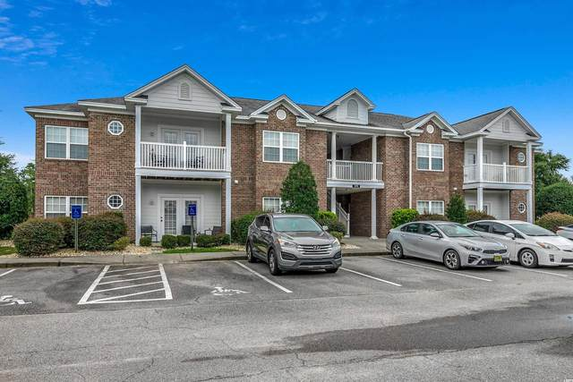 2081 Silvercrest Dr. 2A, Myrtle Beach, SC 29579 (MLS #2118433) :: Jerry Pinkas Real Estate Experts, Inc