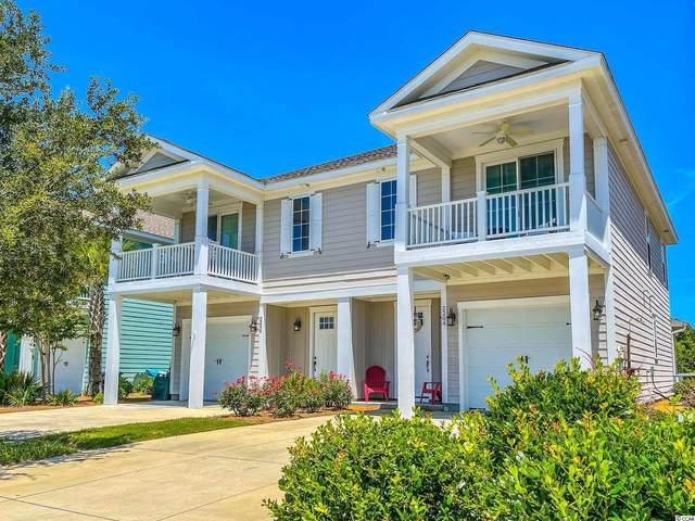 2204 Tidewatch Way #2204, North Myrtle Beach, SC 29582 (MLS #2118435) :: The Lachicotte Company