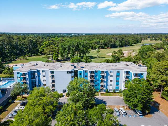 5001 Little River Rd. E401, Myrtle Beach, SC 29577 (MLS #2118469) :: Jerry Pinkas Real Estate Experts, Inc