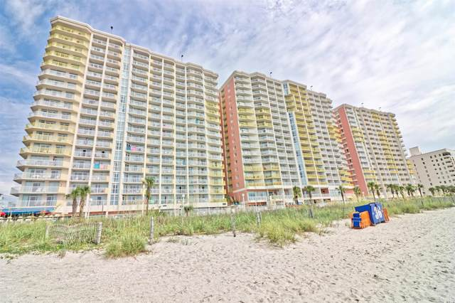 2701 S Ocean Blvd. #1808, North Myrtle Beach, SC 29582 (MLS #2118498) :: Chris Manning Communities