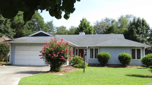 692 Fairway Dr., Sunset Beach, NC 28468 (MLS #2118499) :: The Lachicotte Company