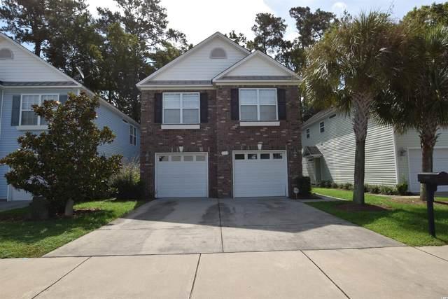 1153 Monticello Dr., Myrtle Beach, SC 29577 (MLS #2118520) :: James W. Smith Real Estate Co.