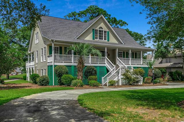 205 Rice Mill Circle, Sunset Beach, NC 28468 (MLS #2118548) :: The Lachicotte Company