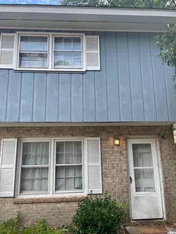 808 65th Ave. N #11, Myrtle Beach, SC 29572 (MLS #2118557) :: Duncan Group Properties