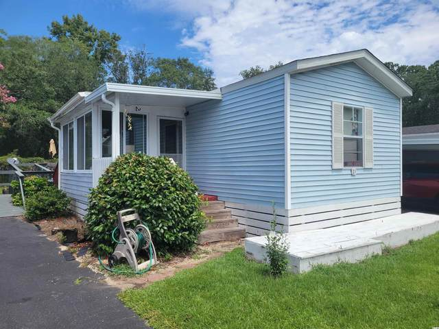 21 Burr Circle, Murrells Inlet, SC 29576 (MLS #2118579) :: Duncan Group Properties