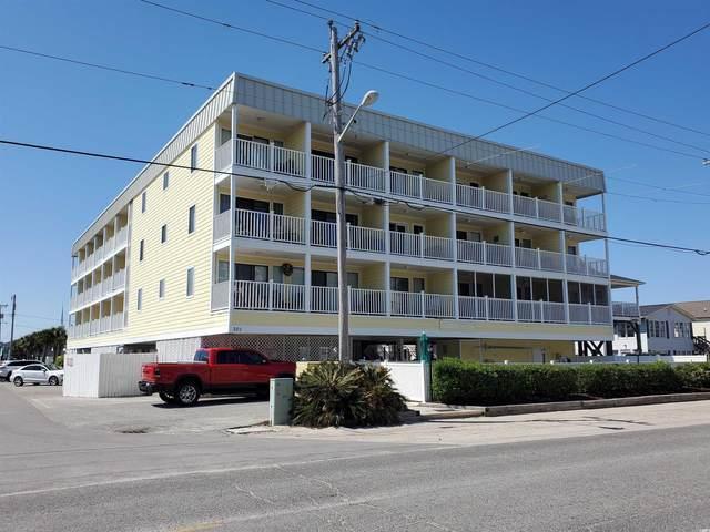 301 N Waccamaw Dr. #106, Garden City Beach, SC 29576 (MLS #2118582) :: Coldwell Banker Sea Coast Advantage