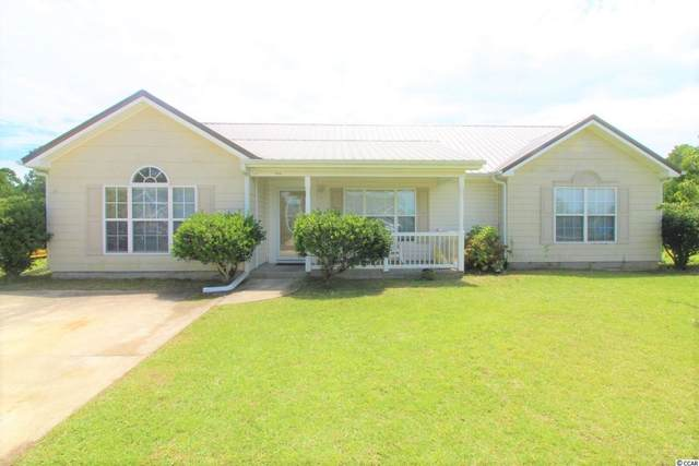 100 Peninsula Ct., Conway, SC 29526 (MLS #2118598) :: The Lachicotte Company