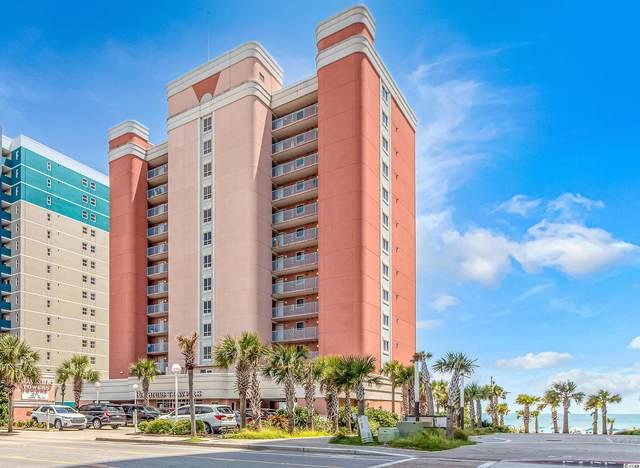 1604 N Ocean Blvd. #706, Myrtle Beach, SC 29577 (MLS #2118617) :: Duncan Group Properties