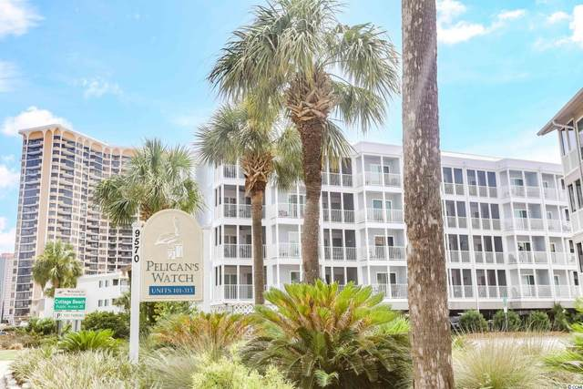 9570 Shore Dr. #302, Myrtle Beach, SC 29572 (MLS #2118637) :: Jerry Pinkas Real Estate Experts, Inc