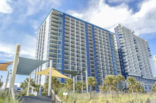 504 N Ocean Blvd. 703 A&B, Myrtle Beach, SC 29577 (MLS #2118651) :: Duncan Group Properties