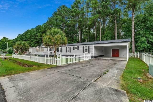 3774 Woodridge Circle, Little River, SC 29566 (MLS #2118652) :: Duncan Group Properties