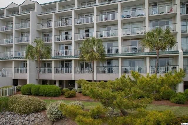 601 Retreat Beach Circle #106, Pawleys Island, SC 29585 (MLS #2118667) :: Scalise Realty
