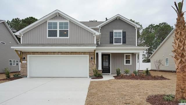 812 Atlantic Commons Dr., Surfside Beach, SC 29575 (MLS #2118688) :: James W. Smith Real Estate Co.
