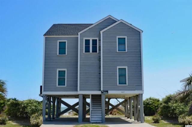 807 S Waccamaw Dr., Garden City Beach, SC 29576 (MLS #2118696) :: Coastal Tides Realty