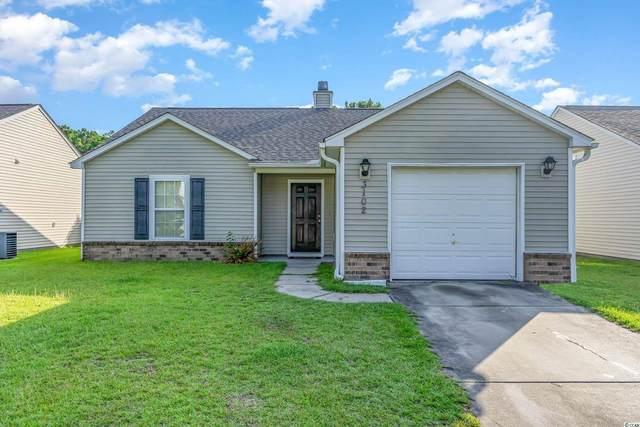 3102 Regency Oak Dr., Myrtle Beach, SC 29579 (MLS #2118771) :: Duncan Group Properties