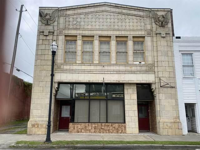 23 E East Main St., Andrews, SC 29510 (MLS #2118788) :: Duncan Group Properties