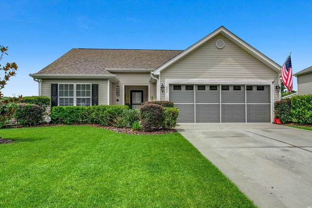 653 Twinflower St., Little River, SC 29566 (MLS #2118797) :: The Lachicotte Company