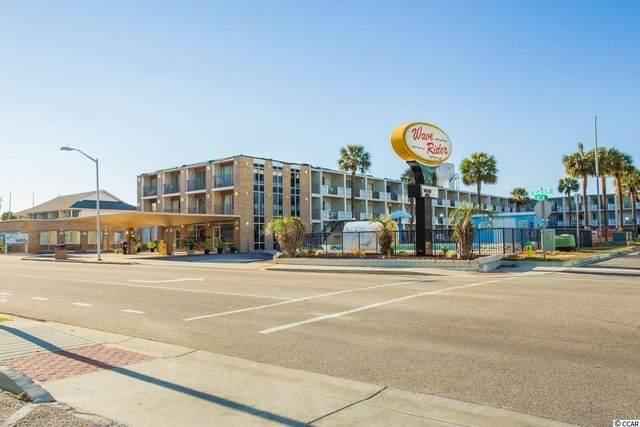 1600 S Ocean Blvd. #328, Myrtle Beach, SC 29577 (MLS #2118812) :: BRG Real Estate