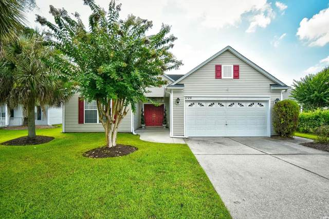 1706 Shinnecock Dr., Murrells Inlet, SC 29576 (MLS #2118831) :: James W. Smith Real Estate Co.
