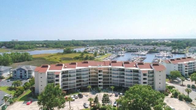 4440 Nassau Ct. #502, Little River, SC 29566 (MLS #2118840) :: Jerry Pinkas Real Estate Experts, Inc