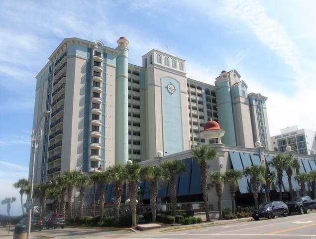 2401 S Ocean Blvd. #1462, Myrtle Beach, SC 29577 (MLS #2118847) :: BRG Real Estate
