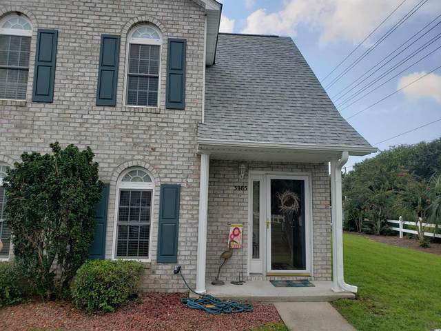 3985 Tybre Downs Circle #3985, Little River, SC 29566 (MLS #2118863) :: The Lachicotte Company