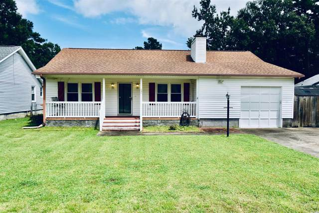 241 Manor Circle, Myrtle Beach, SC 29588 (MLS #2118866) :: Jerry Pinkas Real Estate Experts, Inc