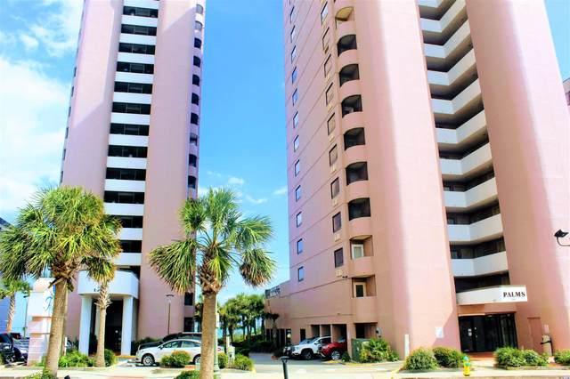 2406 N Ocean Blvd. #205, Myrtle Beach, SC 29577 (MLS #2118878) :: Dunes Realty Sales