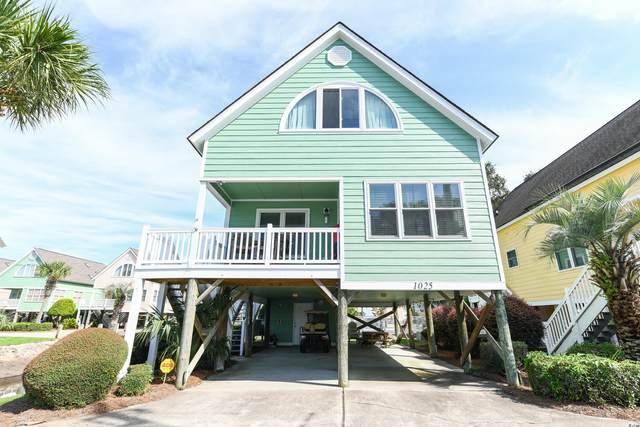 1025 N Dogwood Dr., Surfside Beach, SC 29575 (MLS #2118917) :: Sloan Realty Group