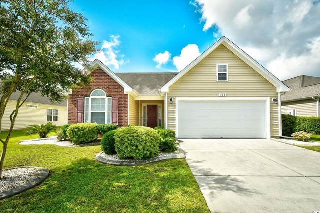 129 Bleckley Ave., Myrtle Beach, SC 29579 (MLS #2118918) :: Jerry Pinkas Real Estate Experts, Inc