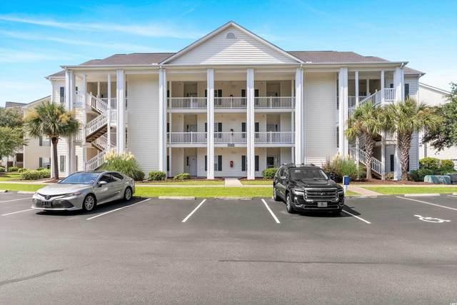 5080 Windsor Green Way #304, Myrtle Beach, SC 29579 (MLS #2118932) :: Coldwell Banker Sea Coast Advantage