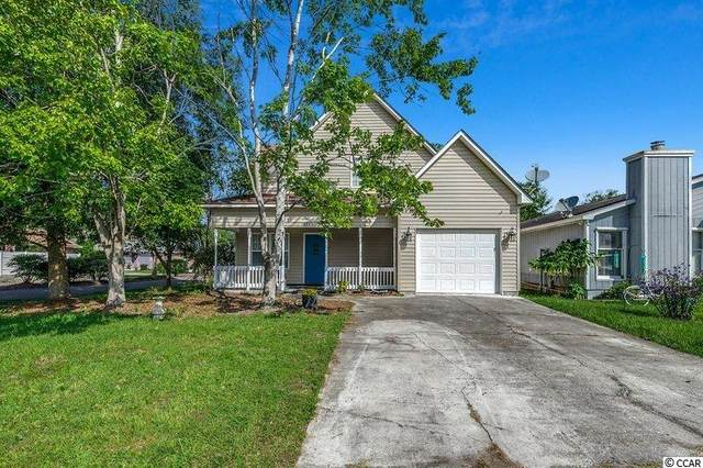 1356 Tranquility Ln., Myrtle Beach, SC 29577 (MLS #2118964) :: The Lachicotte Company