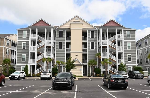 304 Shelby Lawson Dr. #301, Myrtle Beach, SC 29588 (MLS #2118965) :: BRG Real Estate