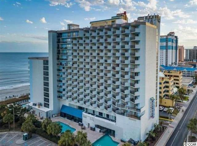 2001 S Ocean Blvd. #1502, Myrtle Beach, SC 29577 (MLS #2118968) :: James W. Smith Real Estate Co.