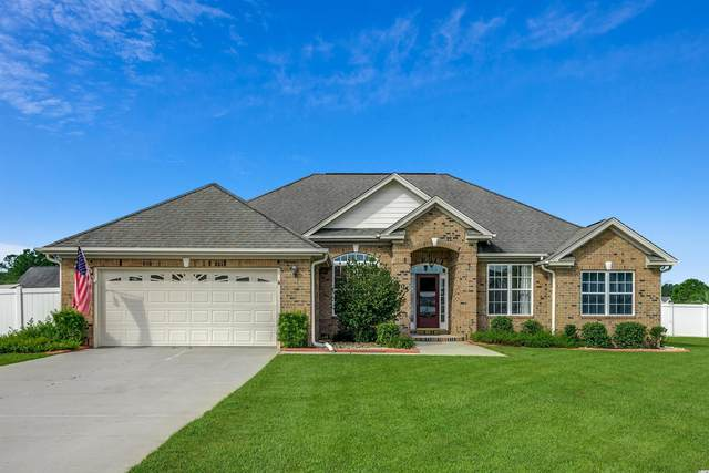 405 Green Park Ct., Aynor, SC 29511 (MLS #2118973) :: Duncan Group Properties
