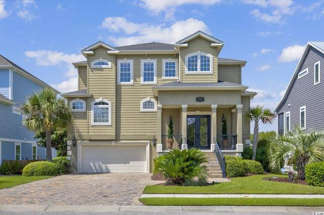 235 Palmetto Harbour Dr., North Myrtle Beach, SC 29582 (MLS #2118982) :: Scalise Realty