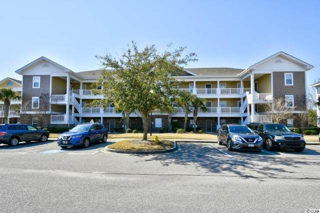 6203 Catalina Dr. #1512, North Myrtle Beach, SC 29582 (MLS #2118993) :: James W. Smith Real Estate Co.