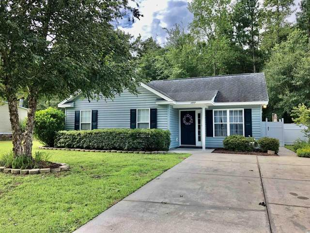 1857 Athens Dr., Conway, SC 29526 (MLS #2119004) :: Grand Strand Homes & Land Realty