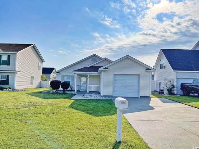 5014 Sandlake Ct., Myrtle Beach, SC 29579 (MLS #2119058) :: Duncan Group Properties