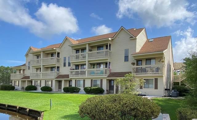 510 Fairwood Lakes Dr. 18-P, Myrtle Beach, SC 29588 (MLS #2119063) :: BRG Real Estate