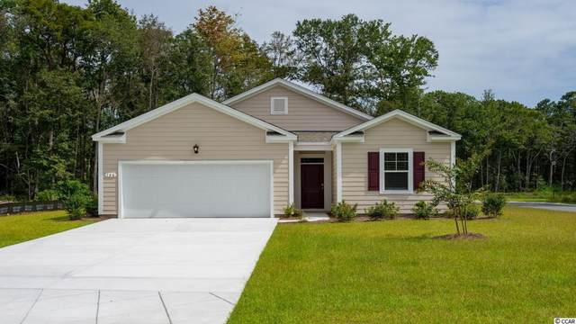 2326 Blackthorn Dr., Conway, SC 29526 (MLS #2119070) :: The Lachicotte Company