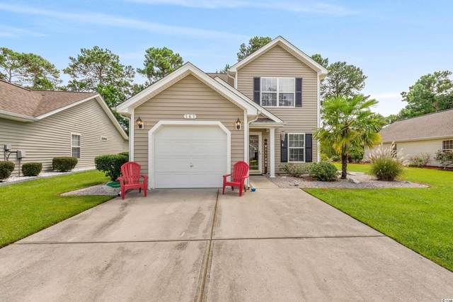 161 Barclay Dr., Myrtle Beach, SC 29579 (MLS #2119132) :: Jerry Pinkas Real Estate Experts, Inc