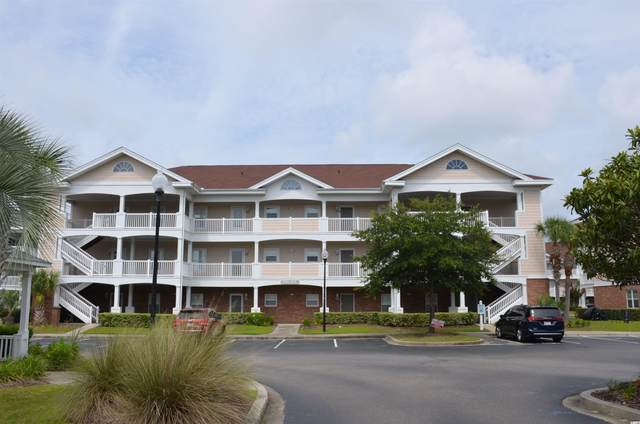 5750 Oyster Catcher Dr. #114, North Myrtle Beach, SC 29582 (MLS #2119148) :: James W. Smith Real Estate Co.