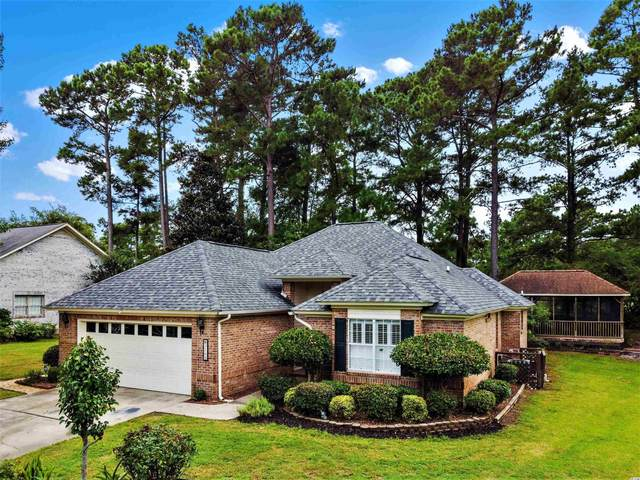 3169 Hermitage Dr., Little River, SC 29566 (MLS #2119164) :: Surfside Realty Company