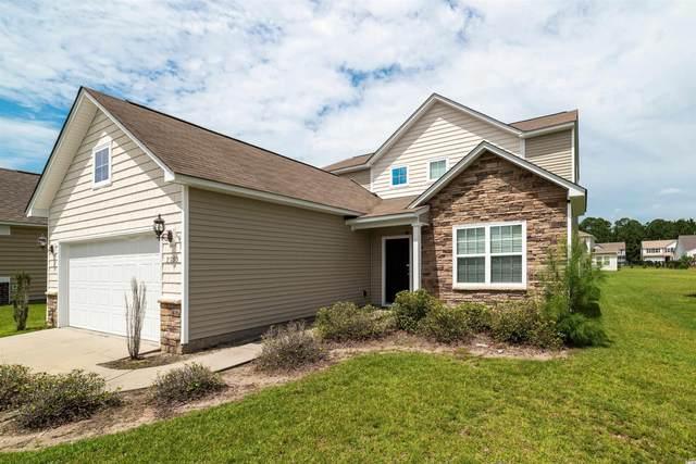 2550 Greenbank Dr., Myrtle Beach, SC 29579 (MLS #2119165) :: James W. Smith Real Estate Co.