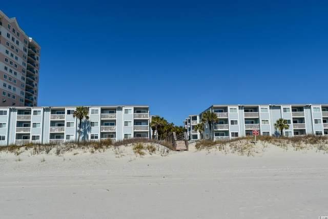 1809 S Ocean Blvd. K-3, North Myrtle Beach, SC 29582 (MLS #2119169) :: Coastal Tides Realty